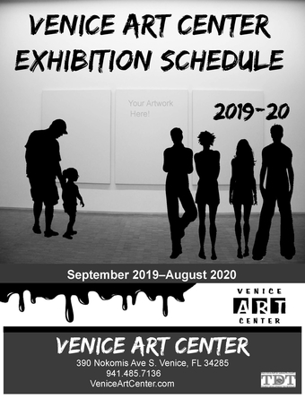 2019 20 Exhibition Schedule venice art center