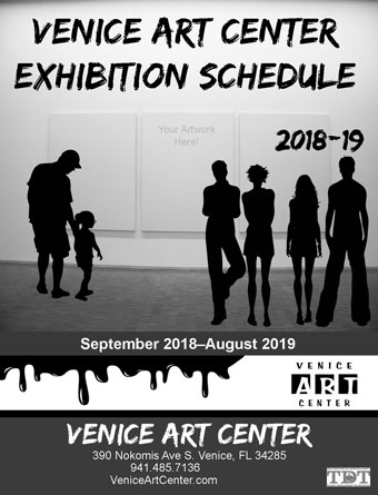 MASTER 2018 19 Exhibition Schedule cover